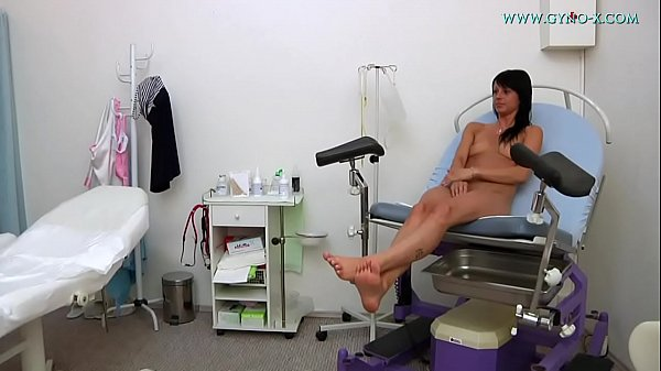 Karin Kay (28) visits her gynecologist