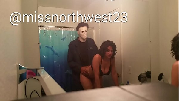ARMENIAN MODEL MISS. NORTHWEST FUCKS MICHAEL MYERS AKA RAPPER ADONIS PART 2