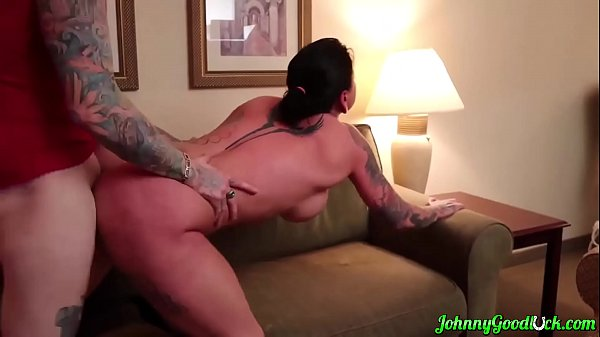 JOHNNYGOODLUCK Inked Dylan Phoenix Sucks Dick Before Banging