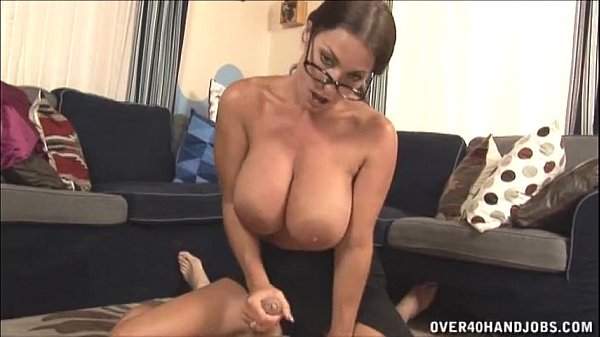 Amateur mother and daughter