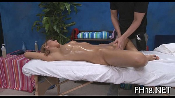 Hot breast massage