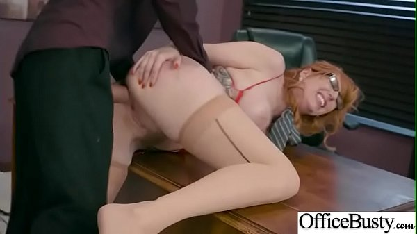 Hardcore Intercorse In Office With Big Round Tits Girl (Lauren Phillips) mov-16