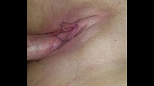 20170817 Close up stuffing wife's pussy POV