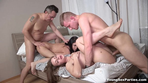Young Sex Parties - Strip Games Rita Milan Gangbang Grace Teen Porn