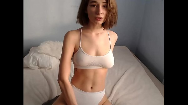 sexy short hair girl on cam - Watch her live on NaughtyCams.Me Thumb