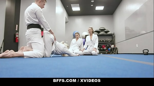 Karate Hotties (Olivia Grey) (Abigail Peach) (B...