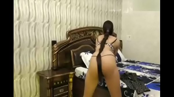 Totta Punjabi wife with Long hairs broadcasting on cam Thumb