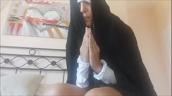 maybe this nun have choose a life that she can t stand...