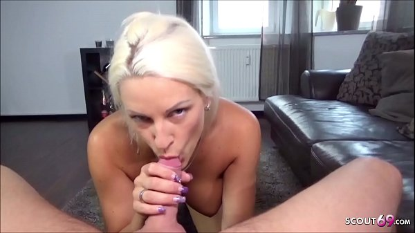 GERMAN HOT STEP MOM GIVE CREAMPIE POV COWGIRL F...