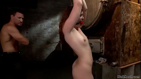 Cleaning lady anal bdsm banged