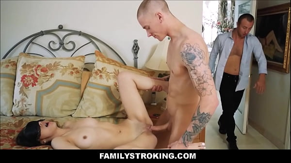 Teen Fucked By Brother And Boyfriend