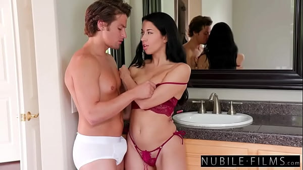 Sexy Brunette Alex Coal Can't Get Enough of Her BFs Huge Cock - S37:E13