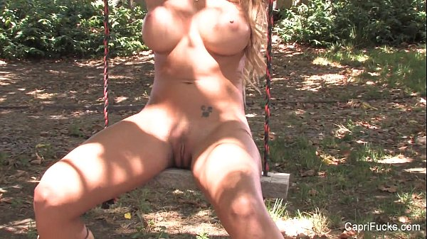 Capri Cavanni solo fun