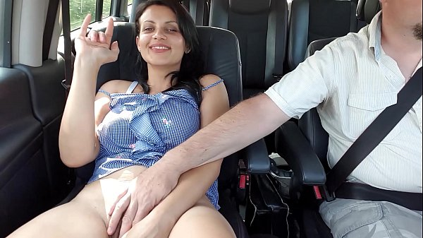 A car stop for fuck and crampie - kamasoul Thumb
