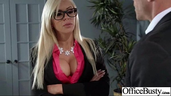 Busty Office Girl (nina elle) Get Busy In Hardcore Sex Scene clip-25 Thumb