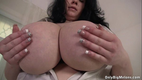 Leya Big Boobs Fun