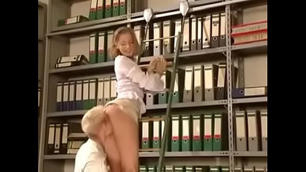 Anja Laval Fucks in the Library Thumb