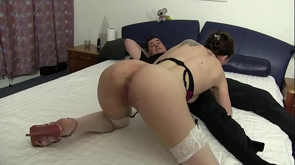 Free Version - My sister-in-law sees me fuck with her husband, she gets excited and wants me to lick her pussy