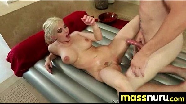 slippery massage with happy end 13