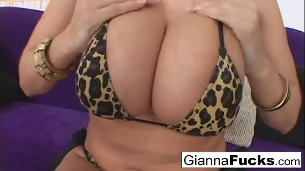 Gianna loves to get her tight pussy fucked hard