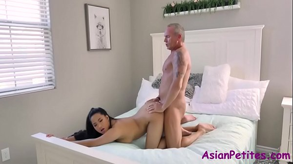 My Old Perverted Employee Fucks Me Teen Asian Daughter- Alona Bloom