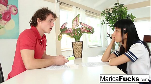 Marica Hase Gets Schooled  thumbnail