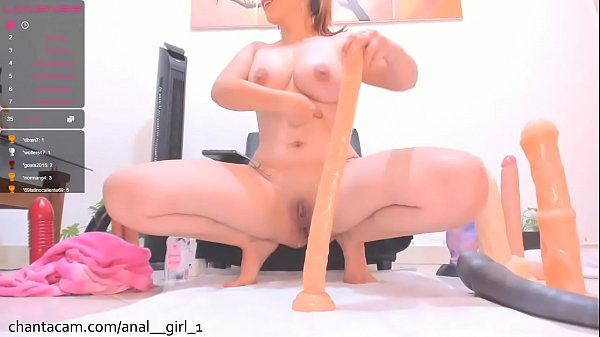 Long Toys Deep In Ass Thumb