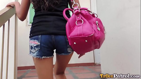 TrikePatrol Extremely Horny Filipina Teen Grinds Cock