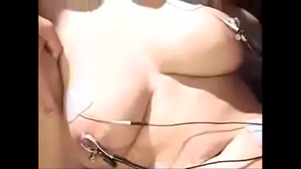 Asian Beauty Electrical Torture
