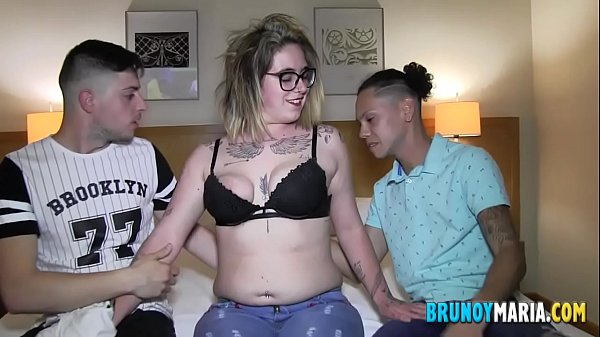 New Young Girl With A Big Ass Asks Us For Two Almost Virgin Boys Thumb
