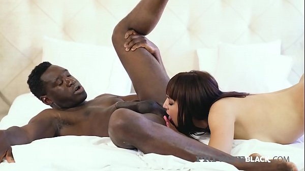 Private Black-South American Matilde Ramos Fucks Black Cock!
