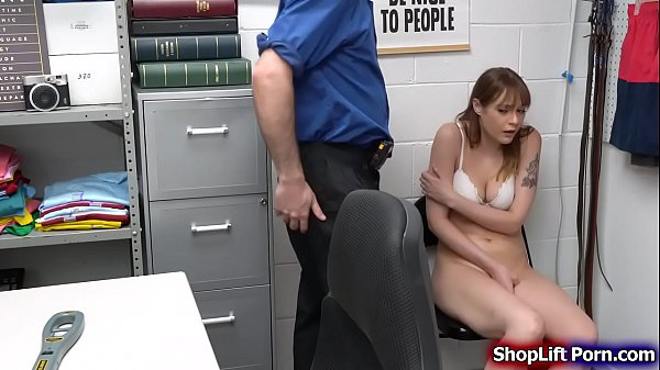 Thief bends over then fucked by officer Thumb