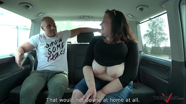 Horny Dude is Trying to Find a Girl who will be His Sex Partner in his Van
