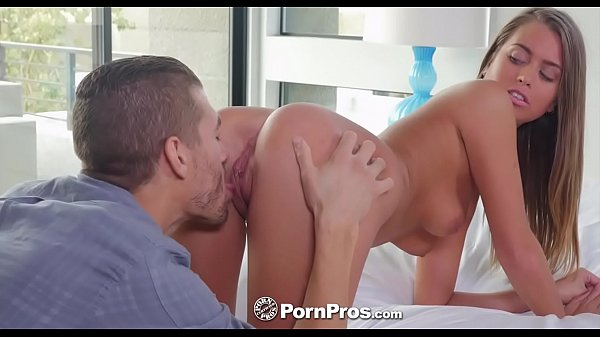 PORNPROS Spontaneous fuck and facial with brunette Jill Kassidy Thumb