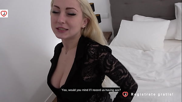 My perfect hookup with amazing blondie (Spanish Porn)! CHIC-ASS.com Thumb