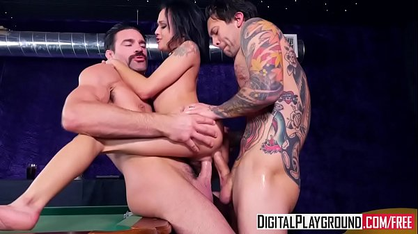 XXX Porn video - Pool Shark - group sex Thumb