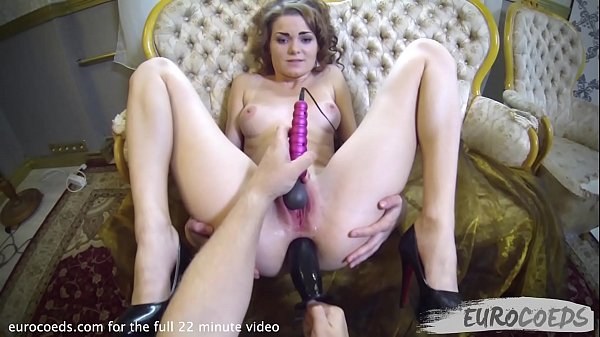becky berry first anal sex with pumped toy