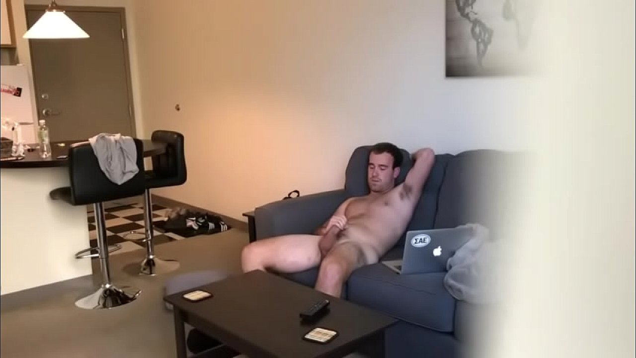 Caught Jerking Off Porn