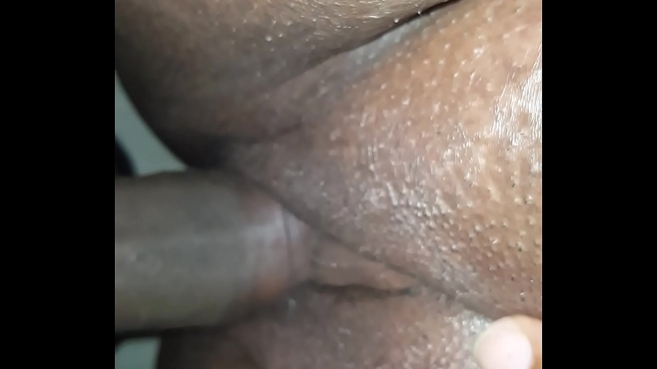 Pussy Ebony Dripping Wet Creamy Black