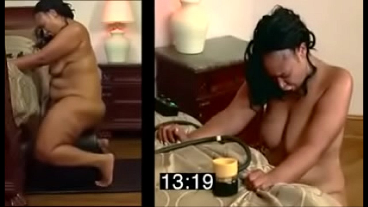 Ebony Bbw Shaking Orgasm