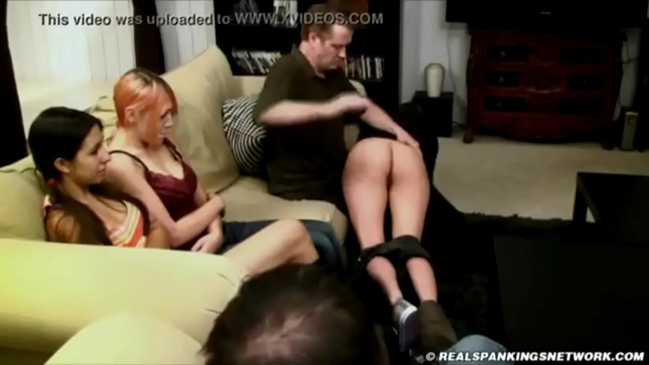 Girls Spanking Each Others