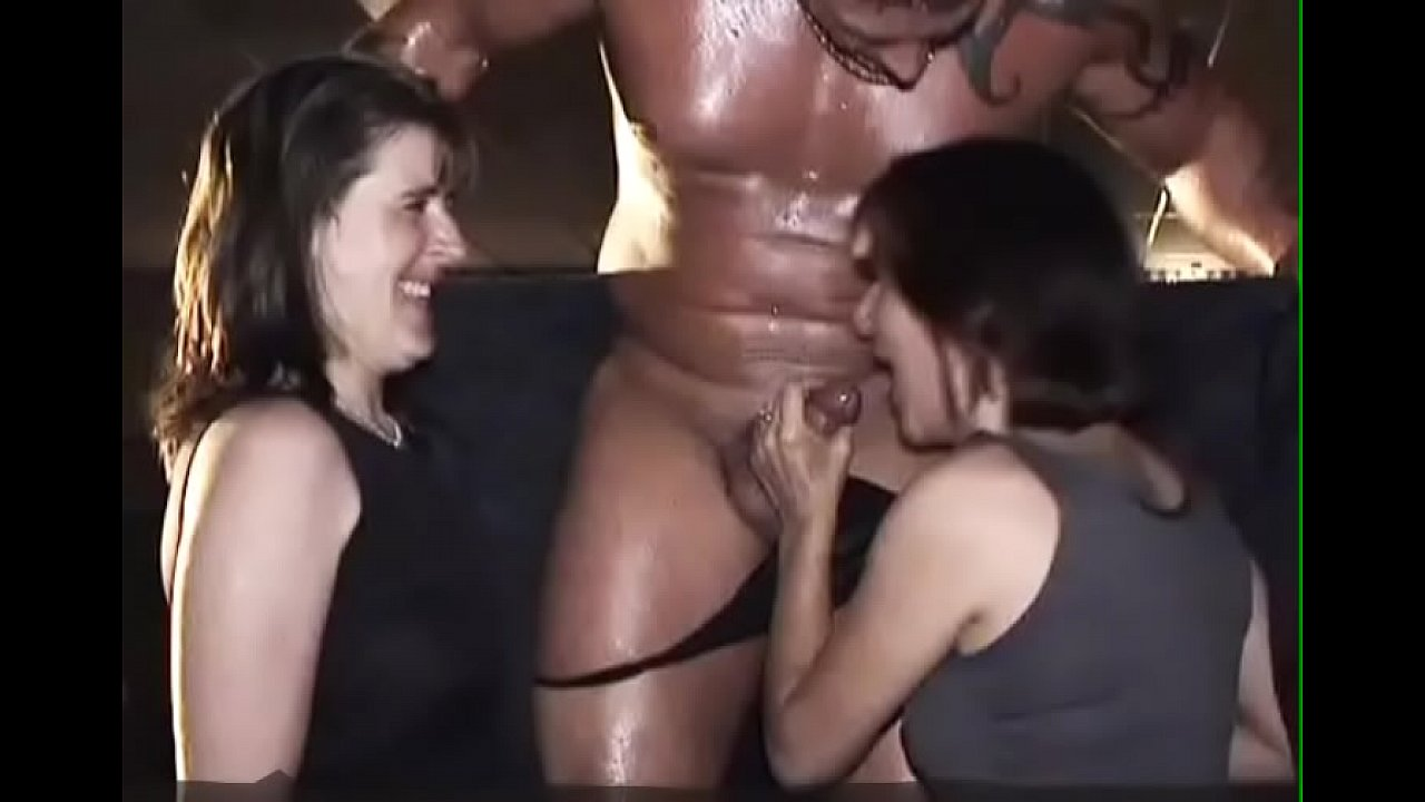 Cheating wives girlfriends fuck male strippers