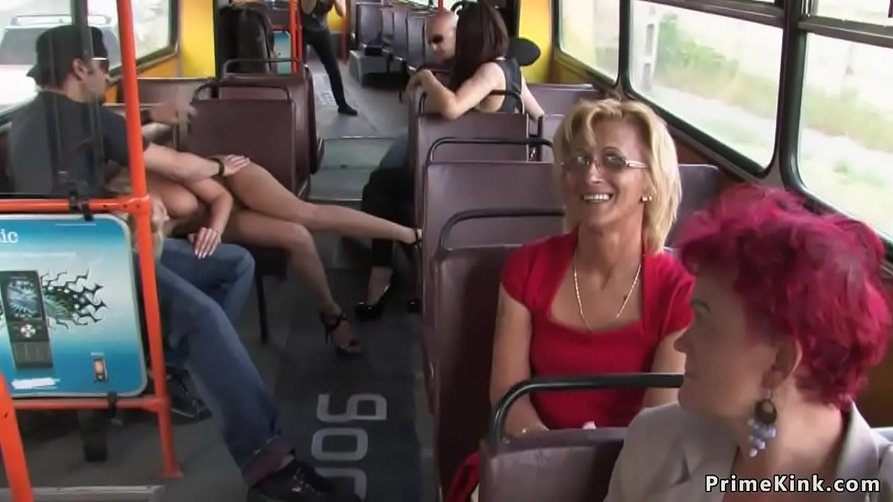 Busty Blonde Glasses Fucked