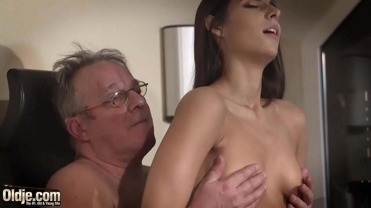 Old Man Fucks Babysitter
