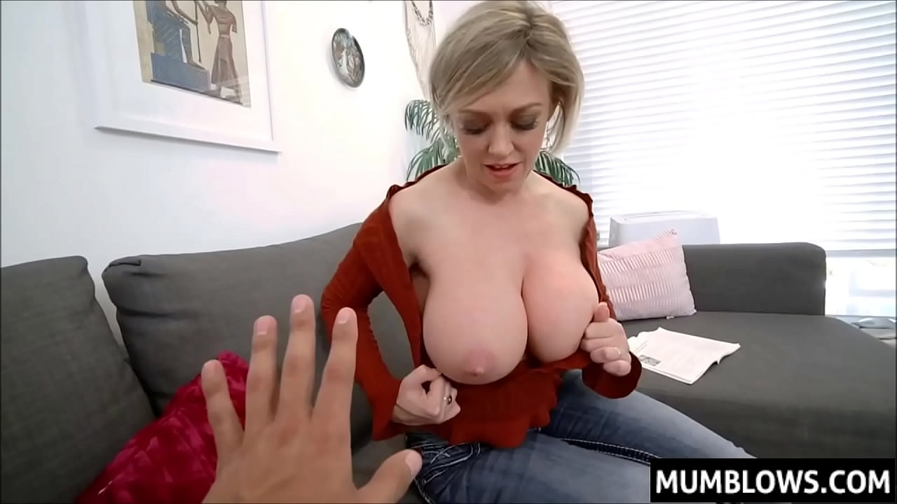 Mom Forcefully Fucked Son