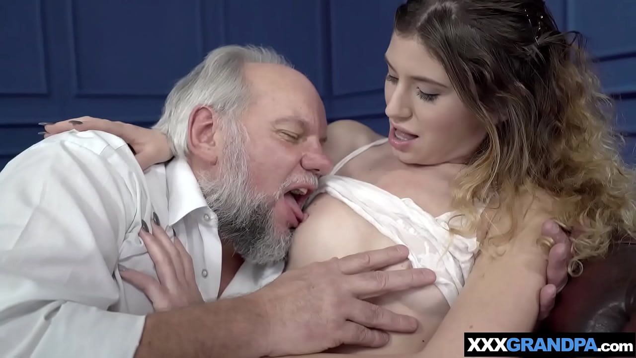 Old Man Fucks Asian Teen