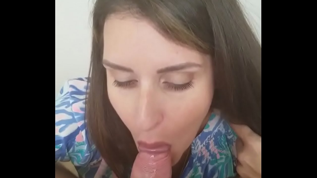 Real Wife Blowjob Swallow