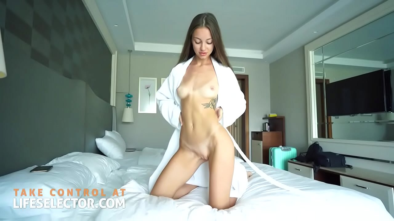 Filthy Stepsis spells trouble and demands your cock