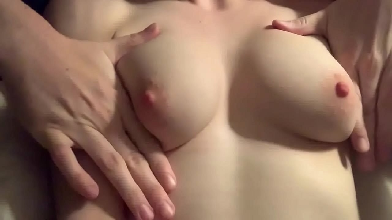 Solo Nipple Play Orgasm
