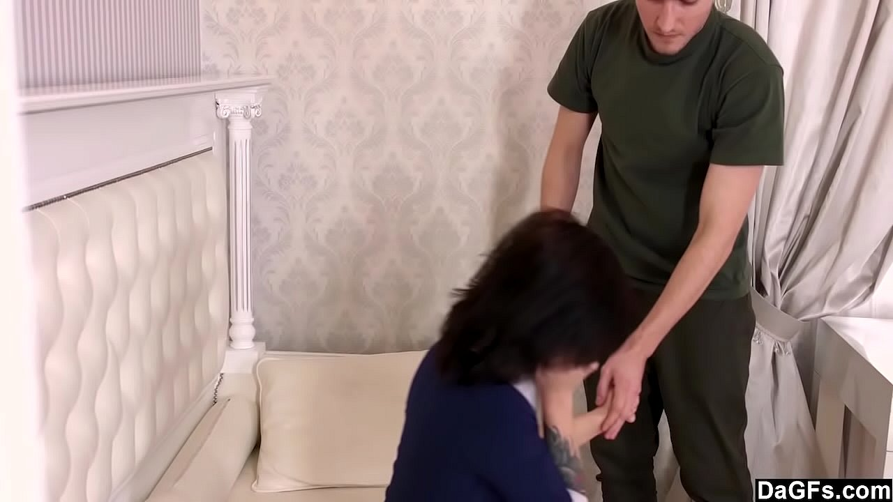 Getting Saved And Fucked By A Hot Russian Stud